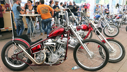 Bikers choice 2018