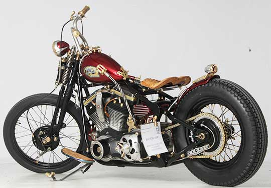 The 2013 Best European Custom Bikes At Custom Chrome