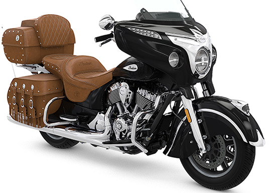 The New 2017 Indian Roadmaster Classic Vintage Styling With Modern Touring Amenities
