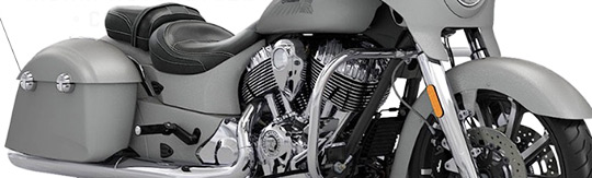 New Paint Color Options For Indian Chieftain Limited