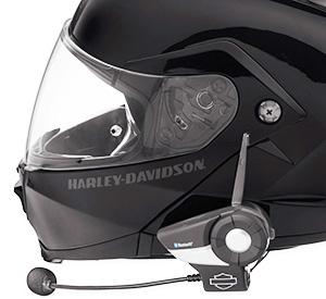 harley-davidson new boom! audio 205 bluetooth helmet headset at