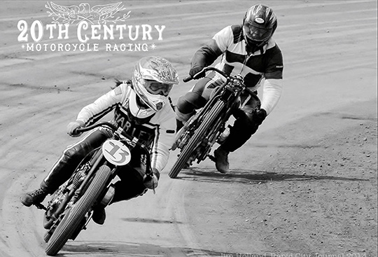 1Brittney-Olsen-&-Jim-Wall-Pappy-Hoel-Vintage-Sturgis-Races-2014