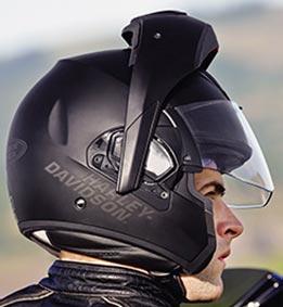 new gear from harley-davidson at cyril huze post – custom
