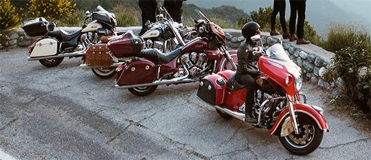 history of indian motorcycles vs harley davidson
