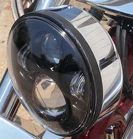 1LED-Headlight