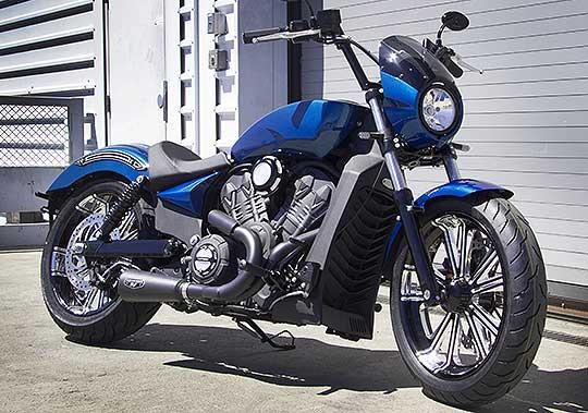 1Octane cyril huze post custom motorcycle news  at fashall.co