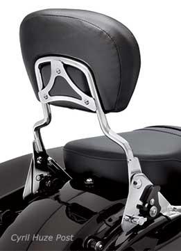 New Harley Davidson Detachable Backrest With Three Recline