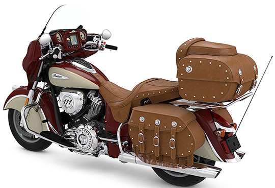 Indian Motorcycles Newly Crafted Roadmaster Classic Is Designed To Bring Back The Splendor Of Touring Across Open Road New Has
