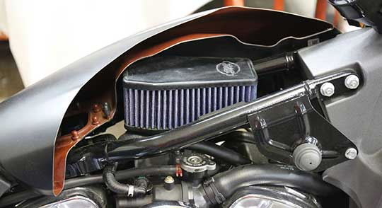 New S Amp S Stealth Two High Flow Air Filters For Indian Scout