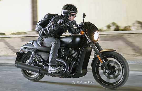Street 750 And Street 500 Models. Harley-Davidson Aggressive Move To