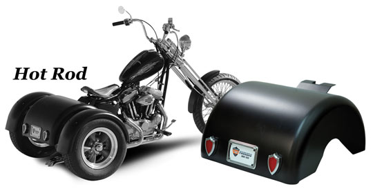 Old School Easy-To-Install Trike Kits at Cyril Huze Post