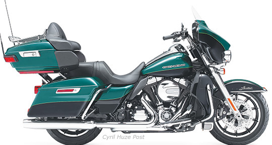 2015 Harley Electra Glide Ultra Limited Low At Cyril Huze