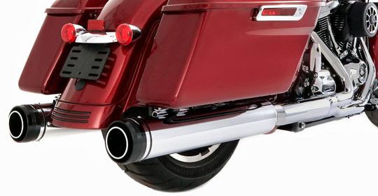 New Rinehart Racing MotoPro 45 Slip-On Exhaust For Harley