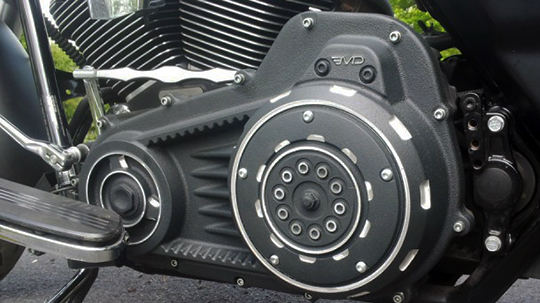 The Jaydee Primary Cover For Harley Twin Cam Tourers Looks