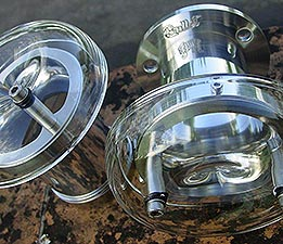 Clear Bullet Velocity Stacks at Cyril Huze Post – Custom