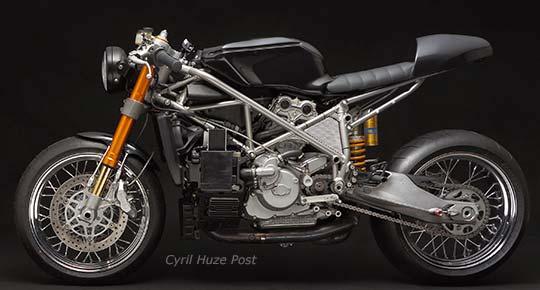 Merveilleux Ducati 999 Fantasy Water Moto 2014 | El Tony