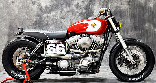 During 13 Frenetic Years Custom Building Shop Radical Created Some Of The Worlds Fastest And Best Designed Ducatis
