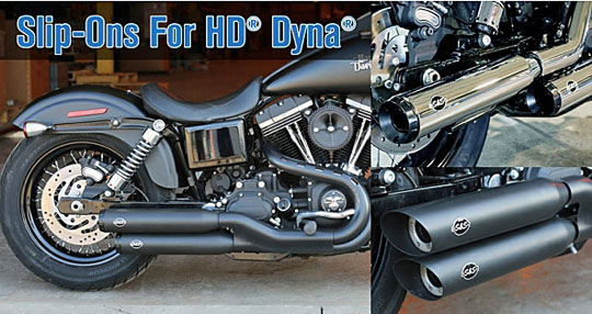 Exhaust archive at Cyril Huze Post – Custom Motorcycle News