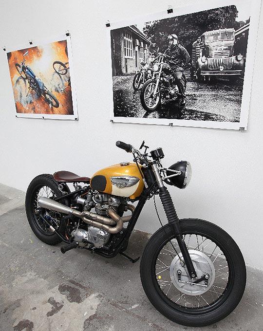 Beautiful Art Bikes