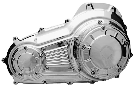 Chopper Primary Cover : Baker bully primary cover for harley touring models now