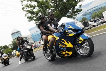 The 2011 Black Bike Week (May 26-30) in Myrtle Beach, SC just ended