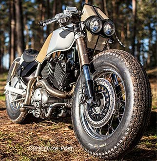 And This Motorcycle Named Bulldog S Quite Representative Of The Work North Suffolk UK Based Old Empire Motorcycles A Custom