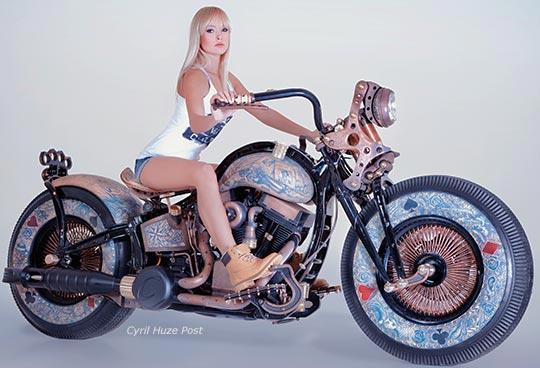 Cheyenne-Bike