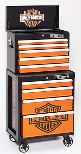 Craftsman Harley Davidson Tool Box For Sale Writings And Essays