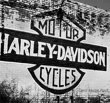Cyril-Huze-Harley-Logo