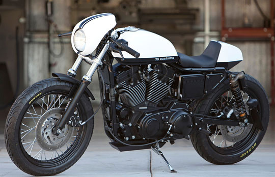 Black & White By DP Customs at Cyril Huze Post - Custom ...