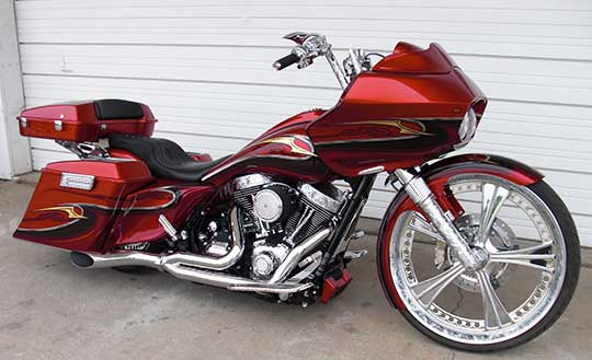 New Destroyer Exhaust System For Harley-Davidson Touring Models at ...