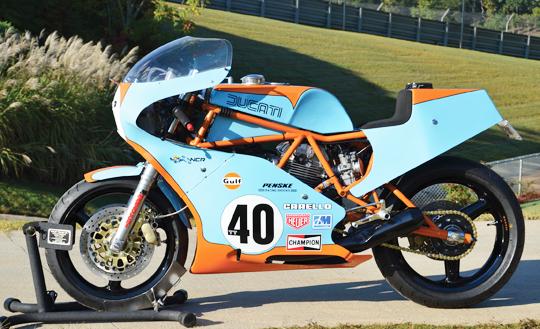Ducati-Motorcycle