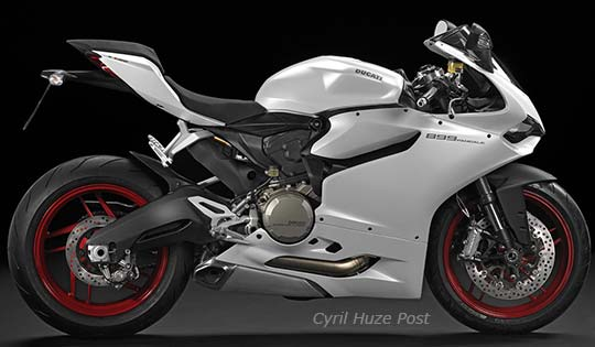 The New Ducati 899 Panigale. Road Or Track. $15,000. at Cyril Huze
