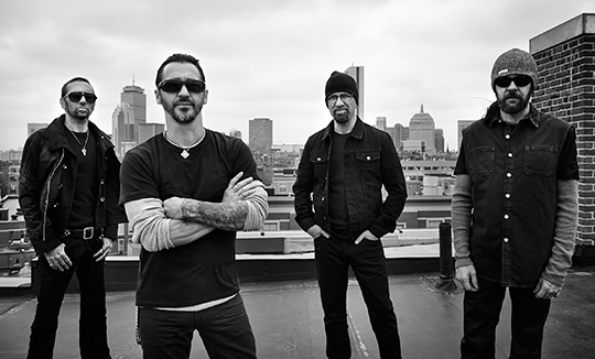 Godsmack_Boston
