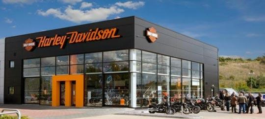 Harley Davidson Dealers Near Me >> Harley Davidson Motorcycle Dealers Ranked Highest By 2012