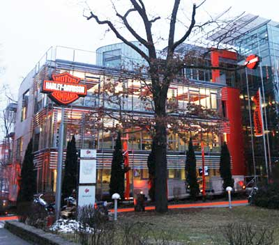 harley davidson corporate office. HDGermany1 Harley-Davidson Germany (correctly Harley Davidson Corporate Office E