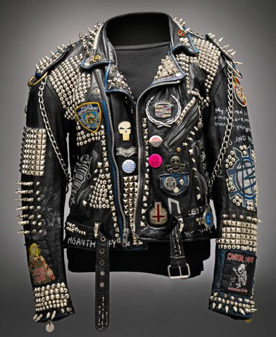 Worn To Be Wild. The Black Leather Jacket Exhibit At Harley ...