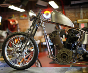 Coming Soon To The History Channel A New Tv Show Where You Will Able Follow In Israel World S Greatest Motorcycle Builder Fabricator Jesse James