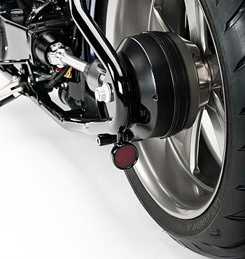 Honda Fury Turned Into A Furious Chopper at Cyril Huze Post