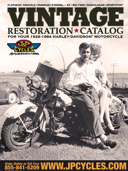 J&P Cycles® Releases Two New 2013 Catalogs  1985-2013 Harley