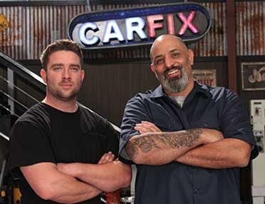 Victory Octane To Star In New Velocitys Car Fix TV Show At Cyril - Car tv shows