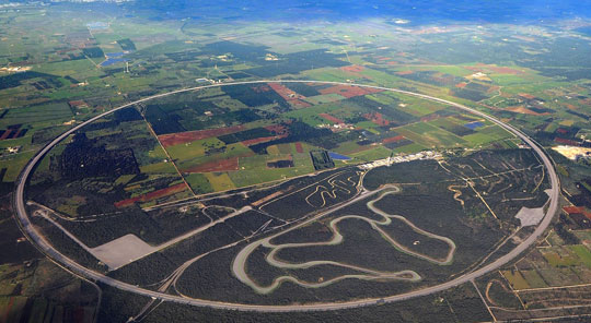 Check Out The Bmw Test Track Near Munich Tigerdroppings Com