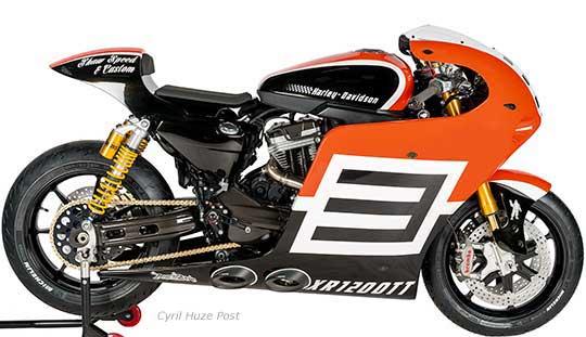 1973 Harley Davidson Xr 750 Motorcycle Cool Daredevil: A Hard Hitting Street Legal Roadster Bred On American Dirt