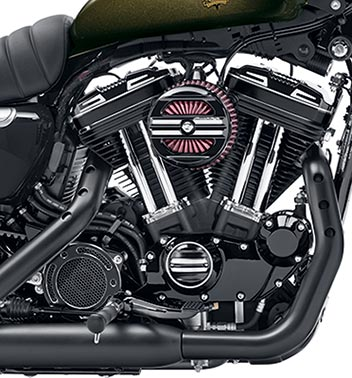 The New Harley Davidson Rail Collection Edgier Attitude