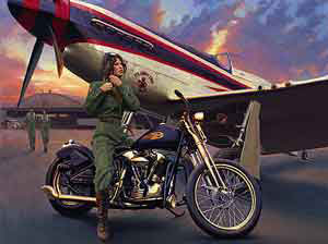f1f72a58d6e7f It must be 12 years that I know internationally renowned painter David Uhl.  And when I saw his art for the first time in Sturgis
