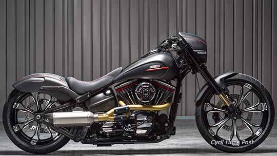 The Ssr Harley Breakout When A 2014 Harley Cvo Is Not