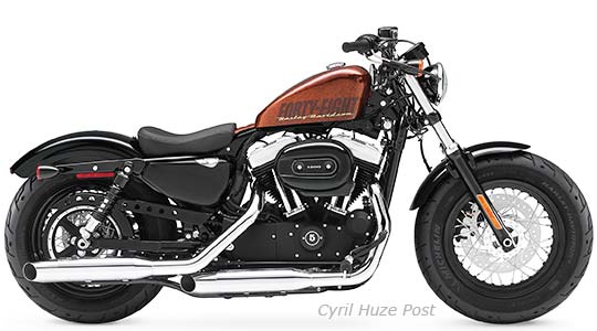 All Five 2014 Harley Sportster Models Get New Brakes, Optional ABS