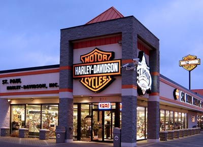 st. paul harley sues harley-davidson over prohibition of online