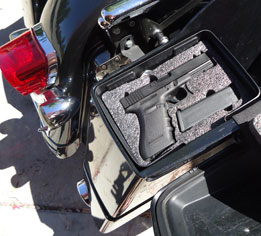 Saddlebag Organizer For Your Glock PistolClip At Cyril