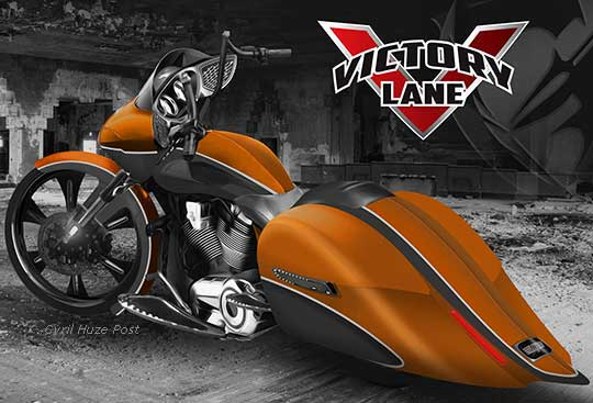 Victory Motorcycle Parts >> New Azzkikr Custom Bagger Source Victory Forums Victory